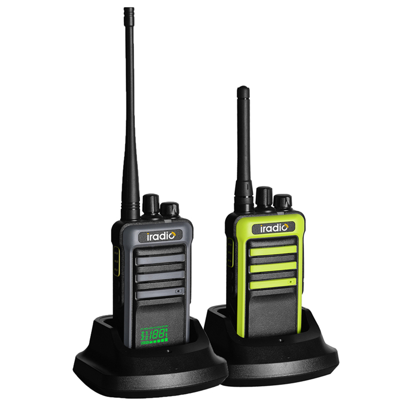 commercial uhf two way radio