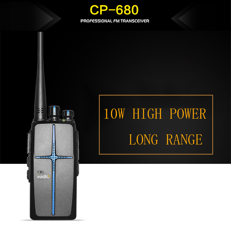 10W long range uhf radio